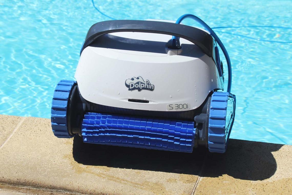 Robot piscine S300