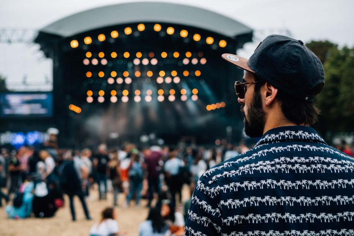 Rock en Seine 2018 Macklemore