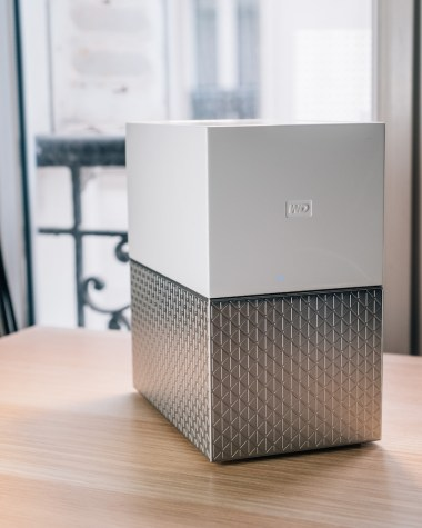 Test Nas Western Digital My Cloud Home 4To