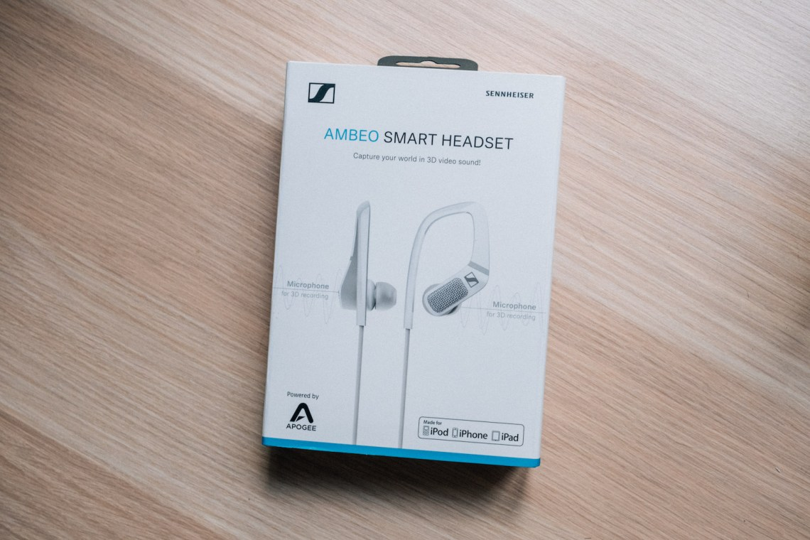 Test Sennheiser Ambeo Smart Headset