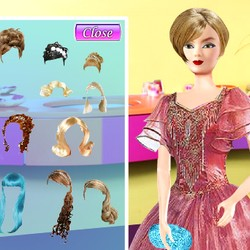Barbie Hair Styles Game