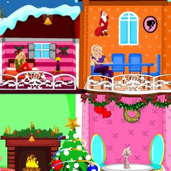 Screen Shot 1 Winx Club Room Decoration Game Online