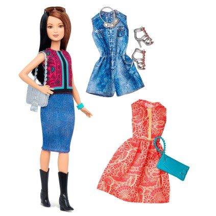 41 Pretty in Paisley Doll & Fashions - Petite