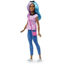 42 Blue Violet Doll & Fashions - Petite2