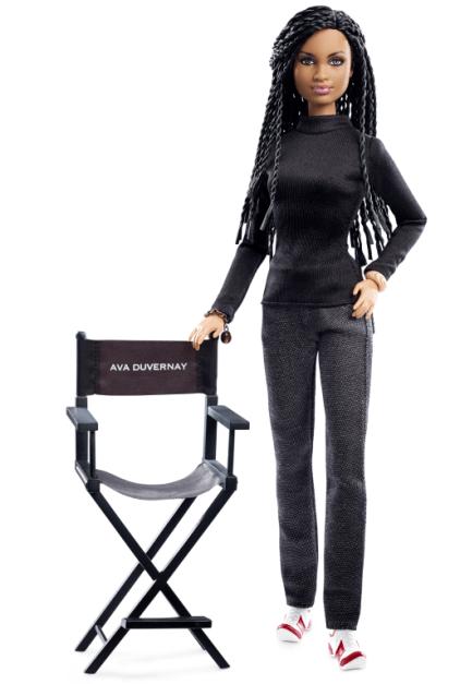 Ava DuVernay Barbie® Doll1