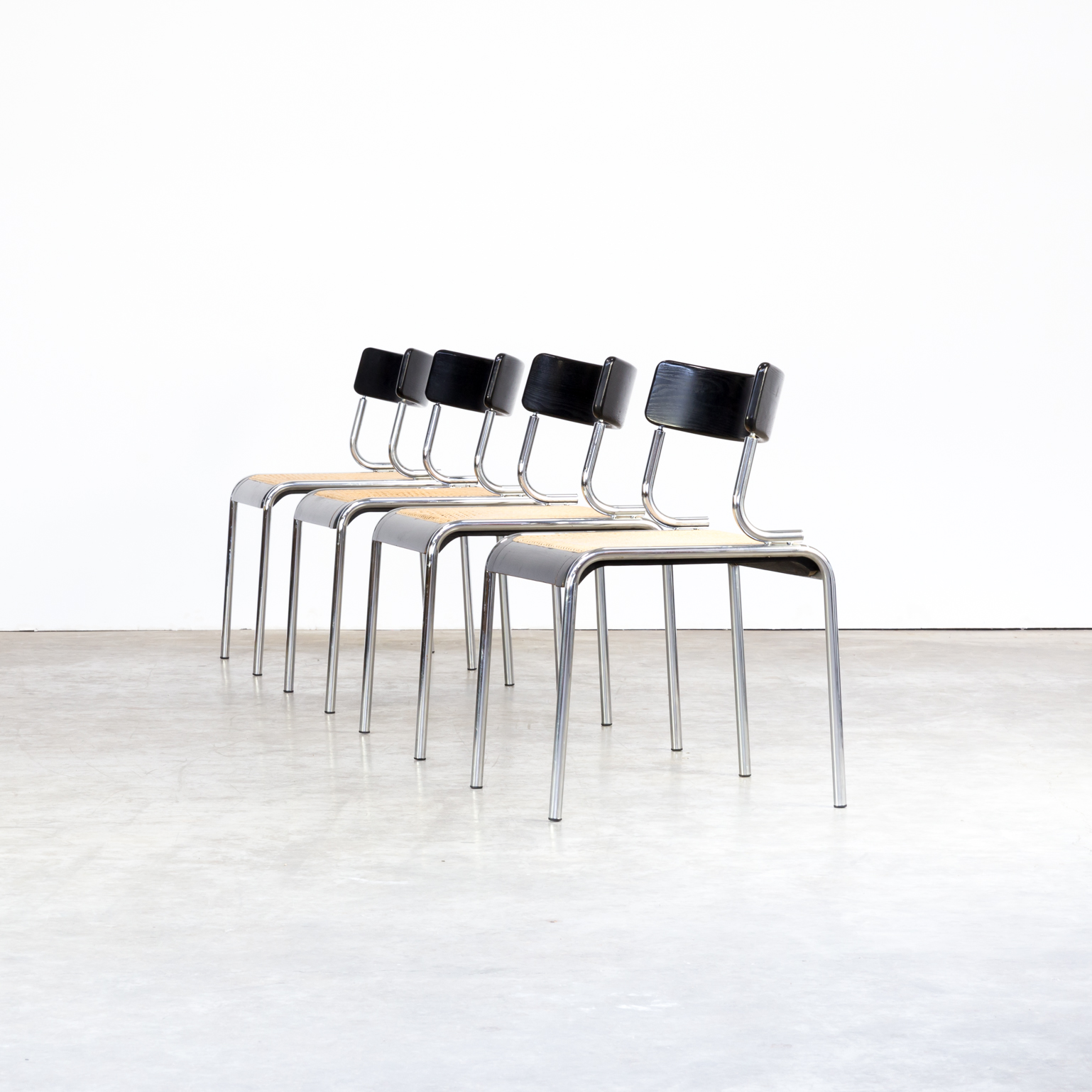 Awesome 70S Dining Room Chairs In The Style Of Marcel Breuer For Thonet Set 4 Pdpeps Interior Chair Design Pdpepsorg