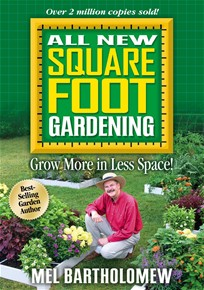 Square Foot Gardening and Getting a Grip on What You Really Need