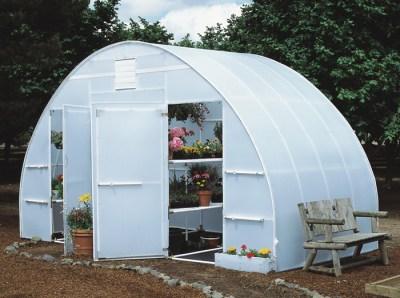 Conservatory Solexx Greenhouse Kit