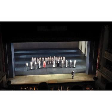 'Die Walküre' - Schlussapplaus für Kirill Petrenko