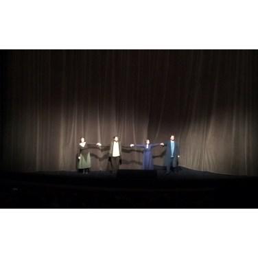 """Applaus 1. Aufzug """"Tristan und Isolde"""""""