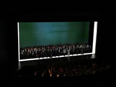 """Schlussapplaus Premiere """"Otello"""" bei den Osterfestspielen Salzburg 2016"""