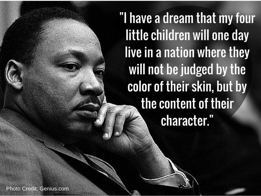 Four Quotes From Dr King That We Need Today