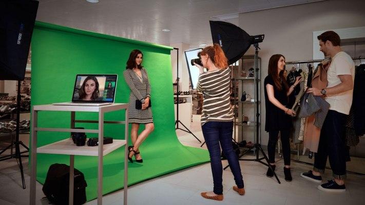 Green Screen-ul pentru Studioul foto, care este secretul Barbu Iulian