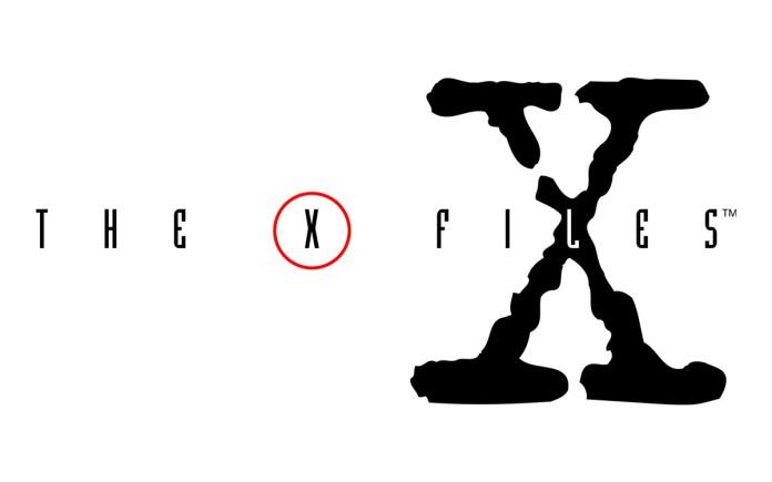 The X Files - fonturi