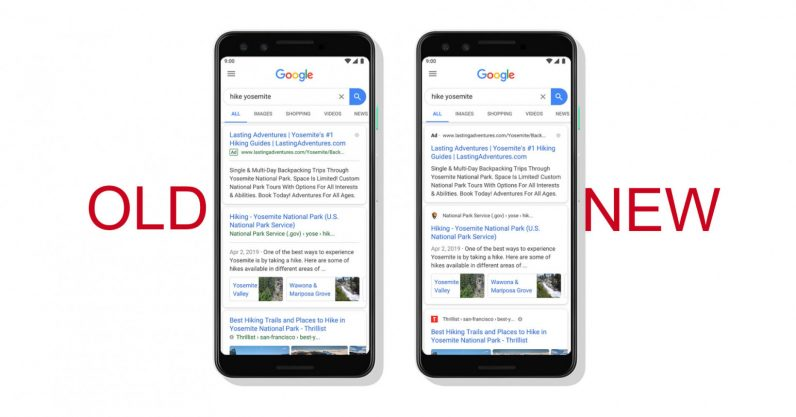 Noul Design Google