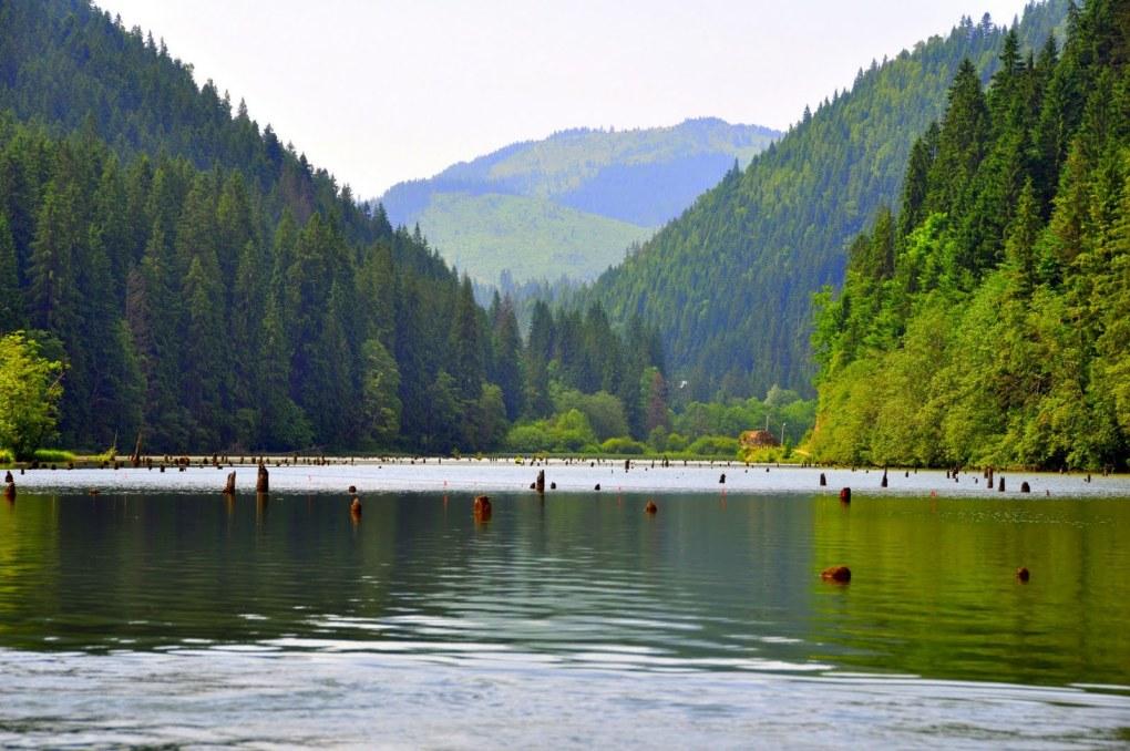 Romania Lacul Rosu