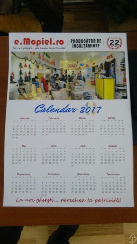Grafică Calendar Mopiel Barbuiulian.com