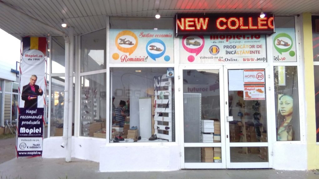 Grafica Autocolant & Banner Mopiel Mamaia Barbuiulian.com