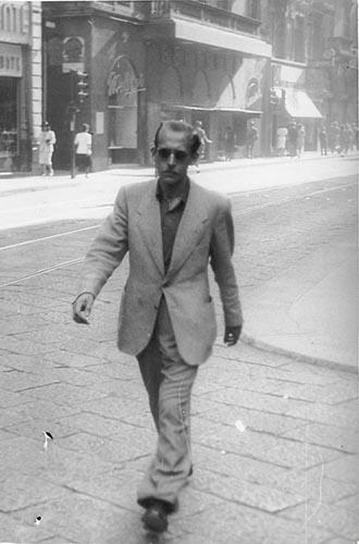 Saul Steinberg - Milano