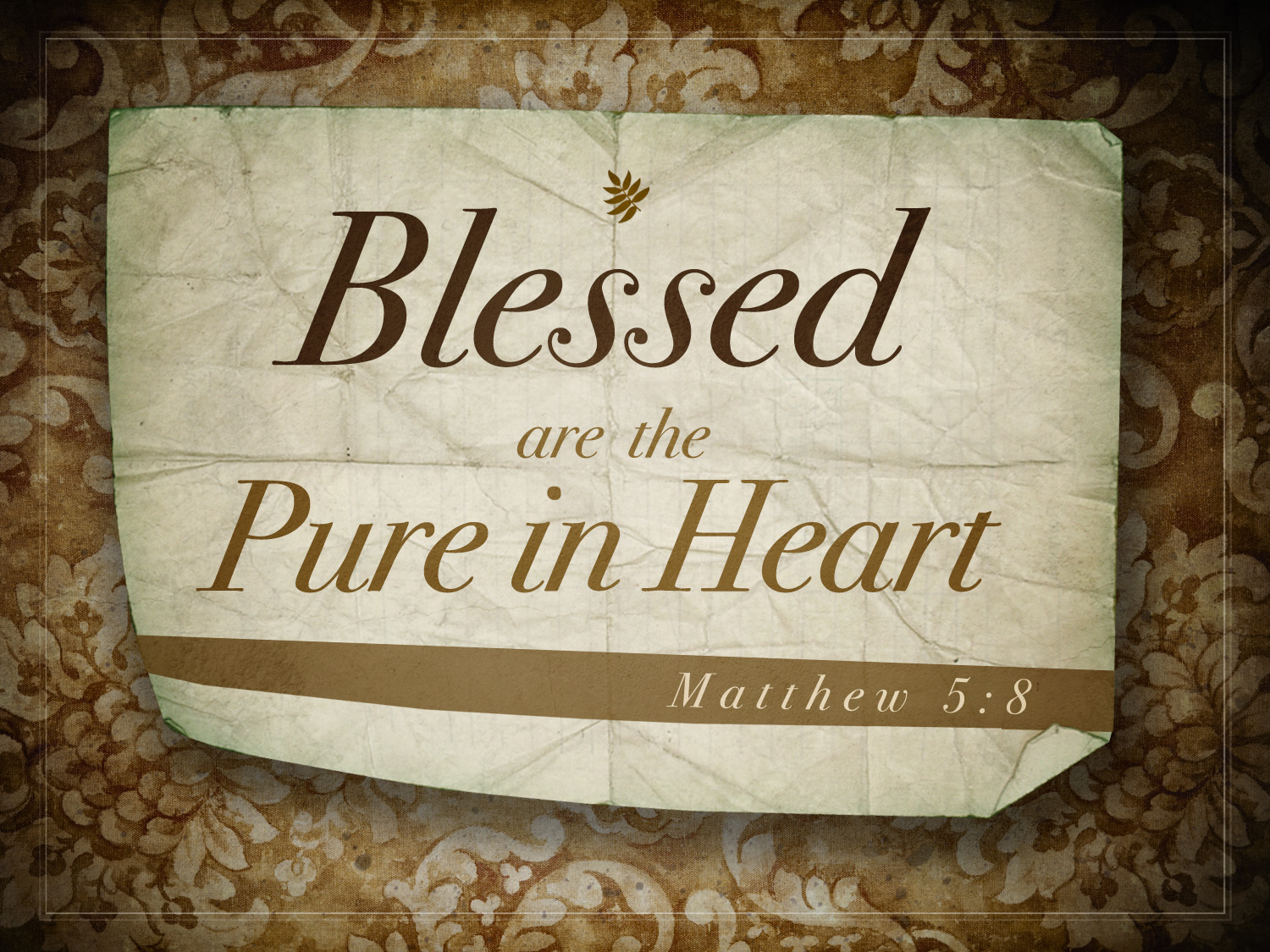 Image result for blessed are the pure in heart images