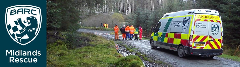 BARC Midlands Rescue Header Image