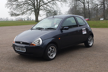 Andrew Rollason Ford Ka Mark 1