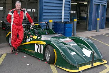 Clive Wooster - Radical SR4