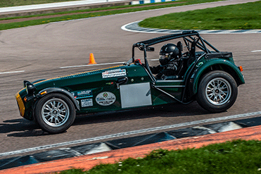 Anthony Shearman - Caterham 310R