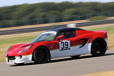 Jason Weatherall - Lotus Elise S2