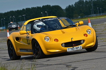 Nicholas Emery - Lotus Elise S1