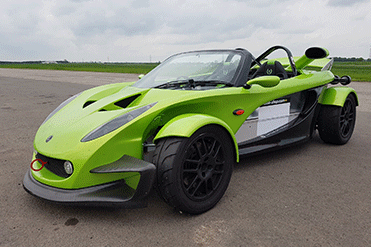 Richard Hardwicke - Lotus 340R