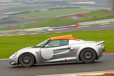 Glyn Davies - Lotus Elise S1