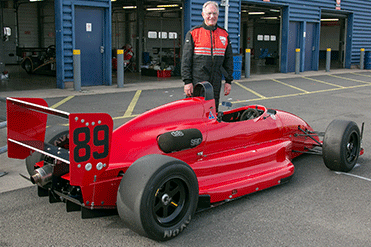 Keith Sollis - Ralt RT35