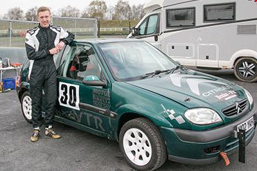 Tom Boulton - Citroen Saxo VTR