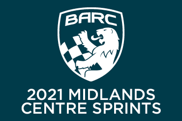 2021 BARC Midlands Centre Sprints Homepage Image