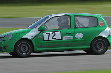 Paul Meadows - Renault Clio Cup 182