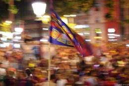fiesta z FC Barcelona