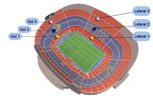 Bilety na mecze FC Barcelona