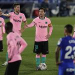 Editorial Review: Getafe vs Barcelona 1-0, Barca faced their first defeat in Laliga 2020/21