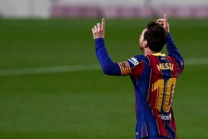 Messi's magic against Real Betis