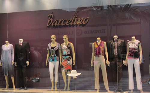 Barcelino Women's at Hillsdale Mall