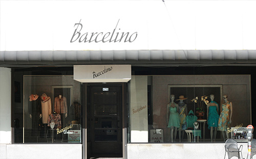 Barcelino Women's Store on Post Street, San Francisco