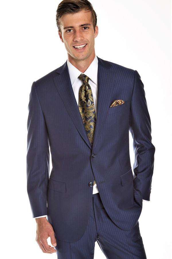 Ravazzolo-Suit in Cerruti Prestige Serge