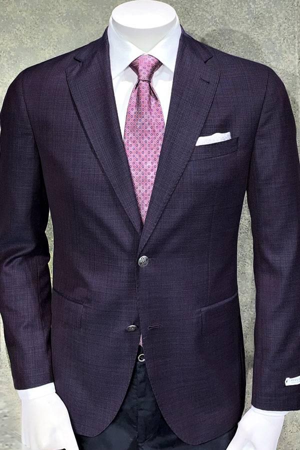 Jacket, Sup130's Hopsack Italian cloth