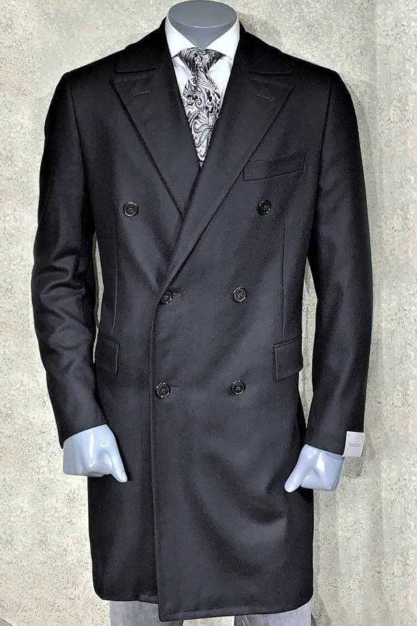 Ravazzolo Double Breasted Top Coat