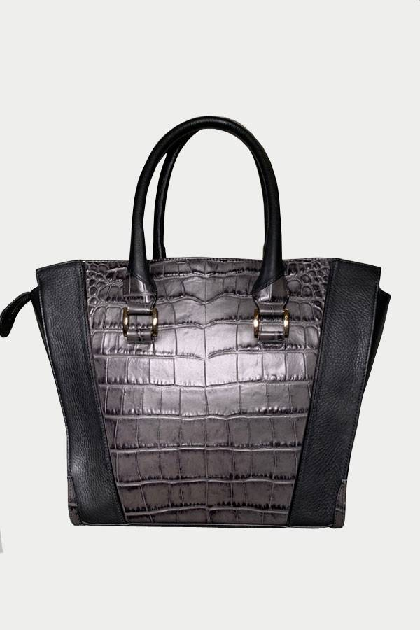 Large Leather Hand Made Spanish Tote