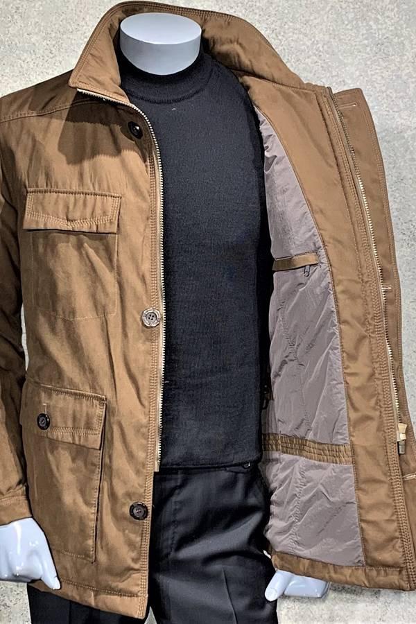 4Flap Pocket Outerwear