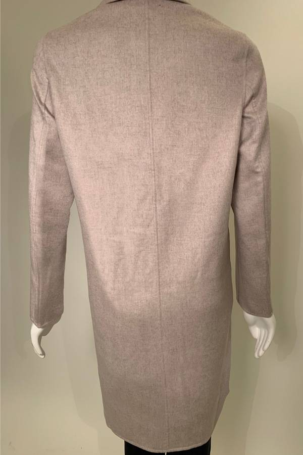 100% Cashmere Lightweight Coat