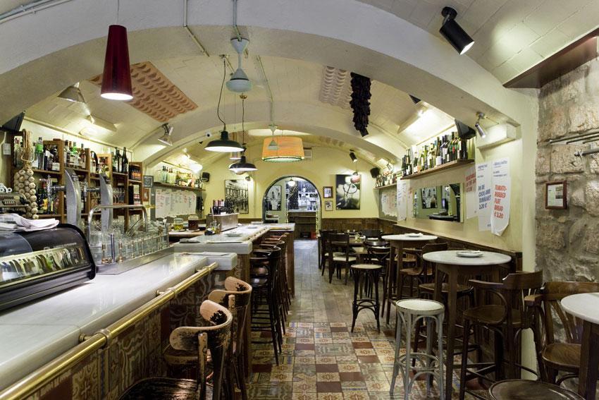 Barcelona Tapas Restaurant Spain