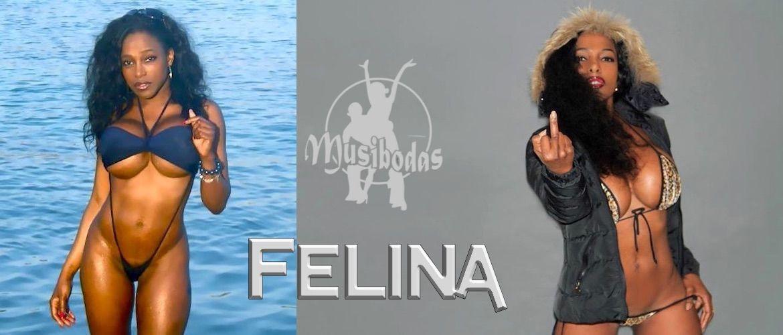 felina stripper barcelona